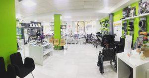 Adapta Movilidad tienda