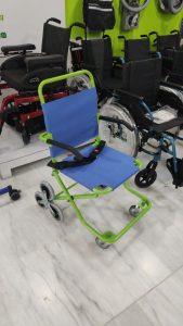 Adapta Movilidad silla emergencia